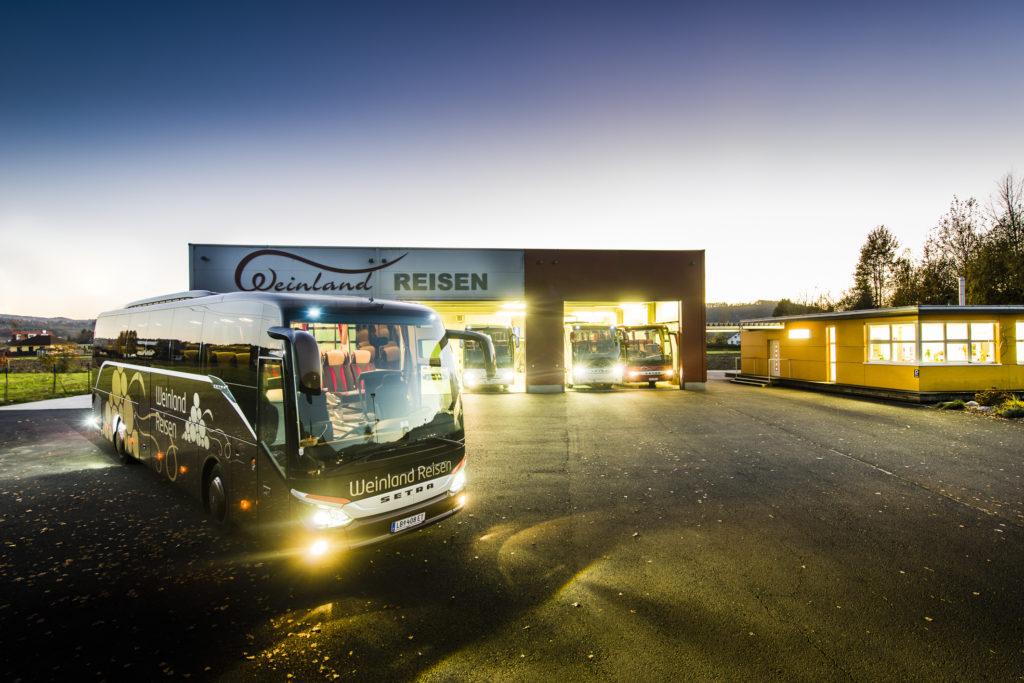 Bus Weinlandreisen